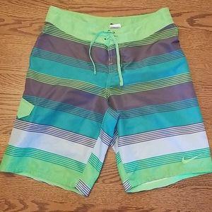 Nike boys swimtrunks size xlarge